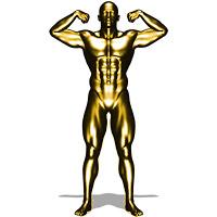 ミオスタチン関連筋肉肥大